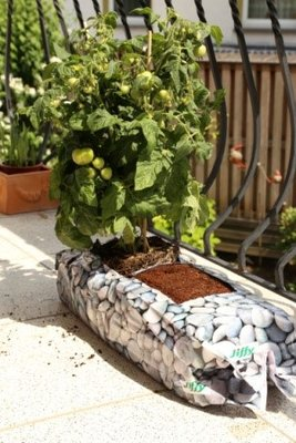 Moestuinzak (grow bag)